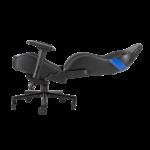 Corsair T2 Road Warrior Zwart/Blauw